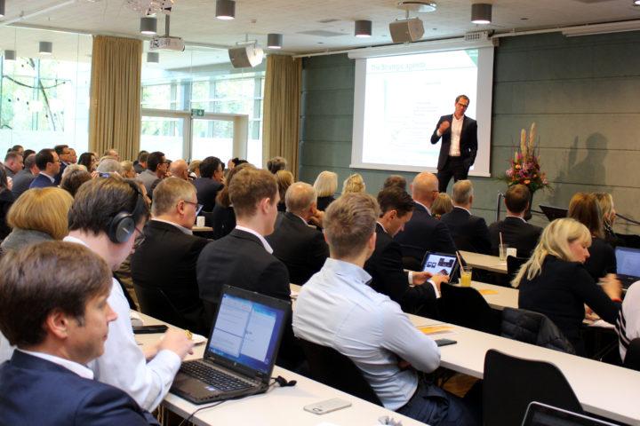 Forum for eierstyring og selskapsledelse onsdag 17. oktober 2018